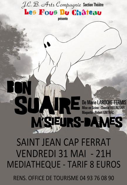 THEATRE BON SUAIRE M'SIEURS-DAMES