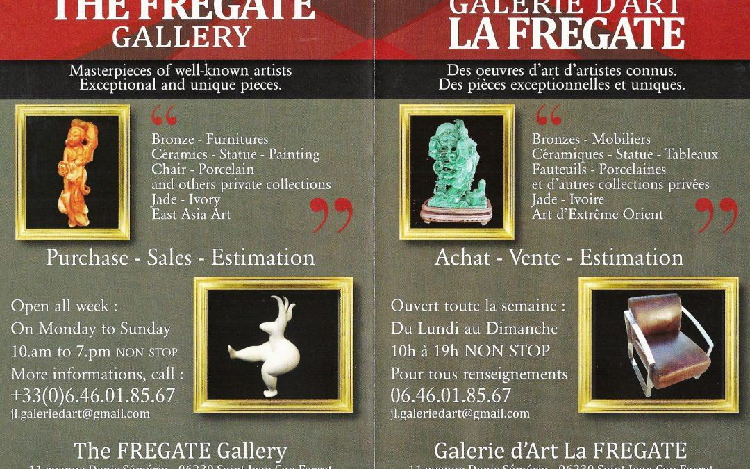 GALERIE D'ART LA FREGATE