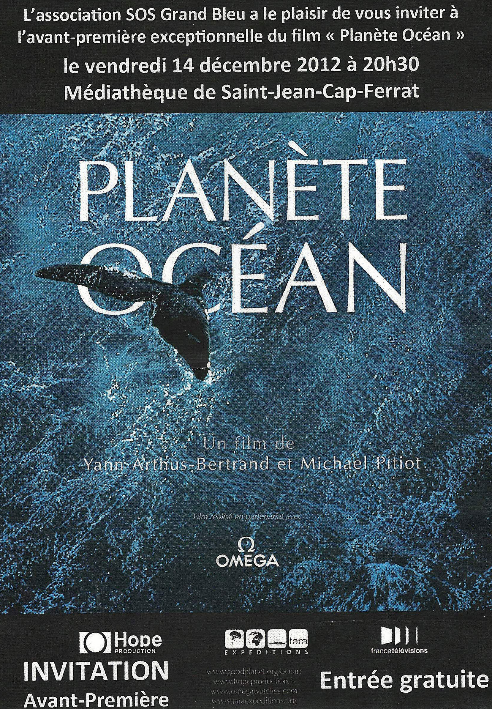 PLANÈTE OCEAN