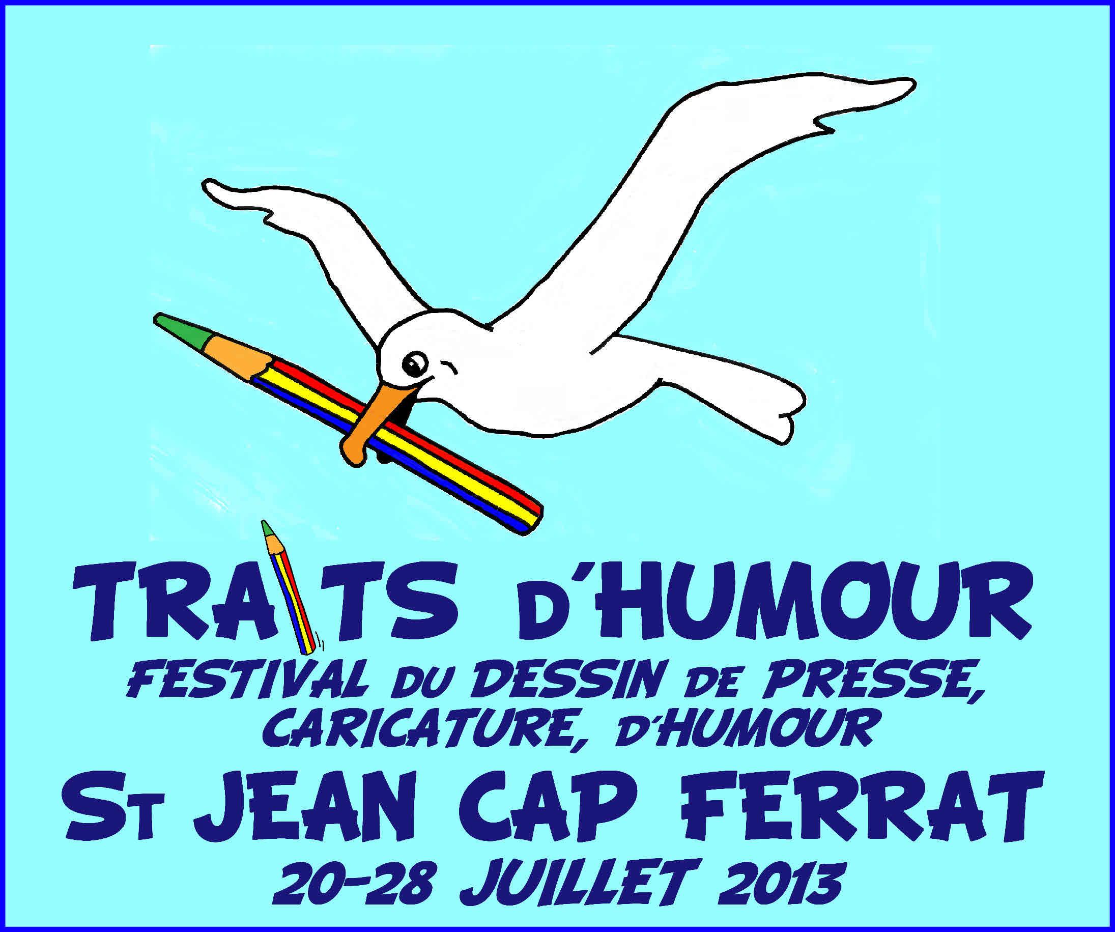 TRAITS D'HUMOUR SUR LE PORT